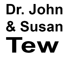 Dr. John and Susan Tew