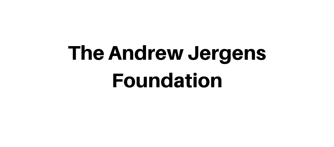 Jergens Foundation